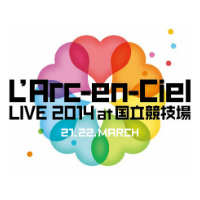 L'Arc~en~Ciel LIVE 2014 at 国立競技場
